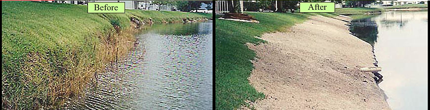 Erosion Control Services Westr Palm Beach Florida